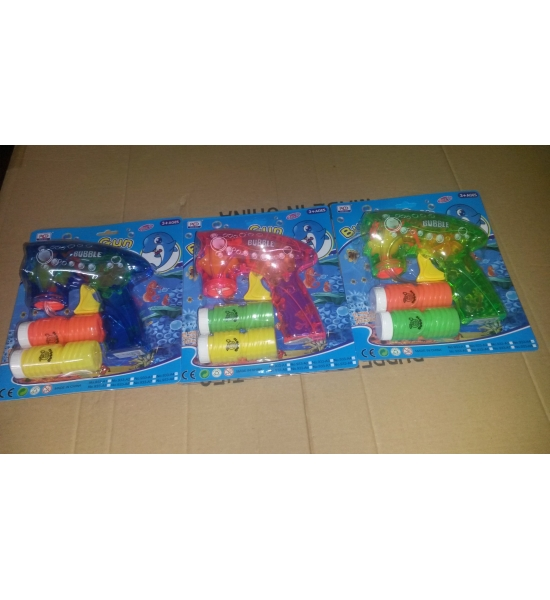 Friction Bubble Gun X 48