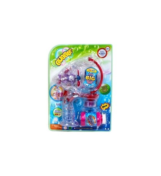 BIG Bubble Gun x 48 pieces wholesale