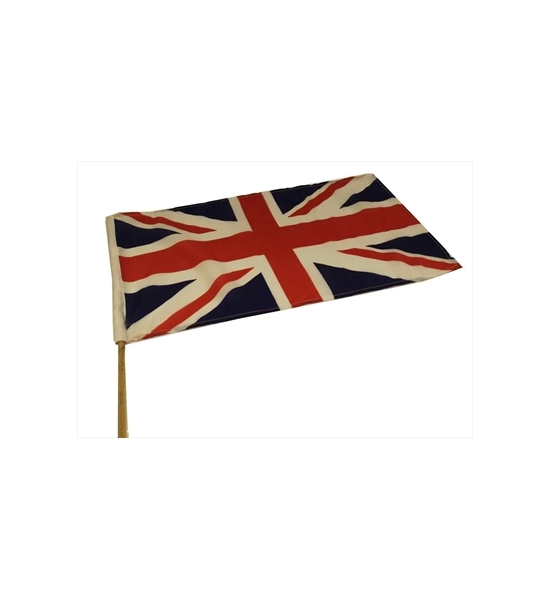 UNION JACK FLAG HAND WAVING x240 pcs
