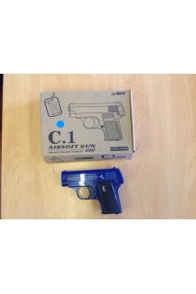 Metal BB gun pistol C1 x 36pcs