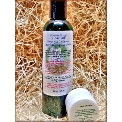 4 oz. Heal All Liquid W..