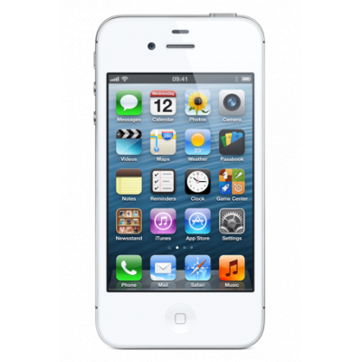 iPhone 4s Screen Repair White Cullompton iPhone Repair