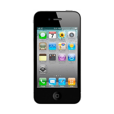 iPhone 4 Screen Repair Black Bridgwater iPhone Repair