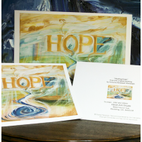 Healing Hope card packet of 10