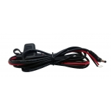 Cheetah C550 Hardwire Lead
