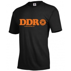DDR-Hester Black T-Shirt - Unisex Fit