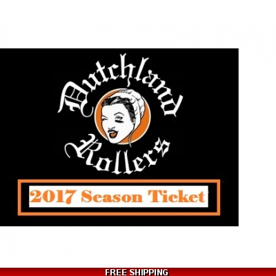 2017 Season Ticket!  VIP Admission