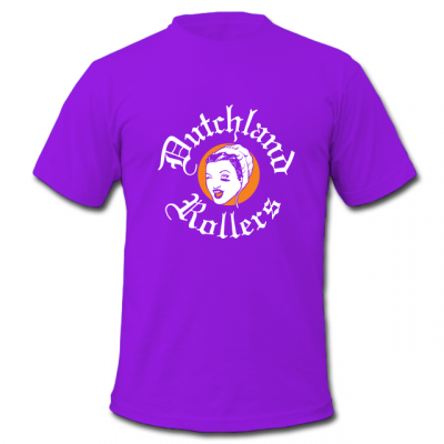 Purple Hester T-Shirt Unisex