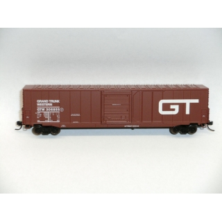 Atlas N. ACF 60ft auto parts boxcar,GT..