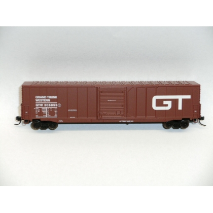 Atlas N. ACF 60ft auto parts boxcar,GTW 306855