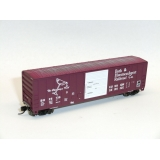 Fox Valley Models N. FMC 5347 Boxcar,B..