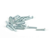 Athearn HO.Round Head Screws 2-56 x 1/2