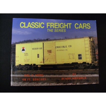 Pre Owned H&M Productions.Classic Freight Cars Vol 7