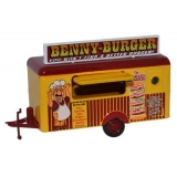 Oxford Diecast OO. Benny Burger mobile..