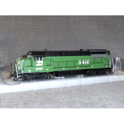 Pre Owned Bowser HO. Ge U25B,Burlington Northern 5418