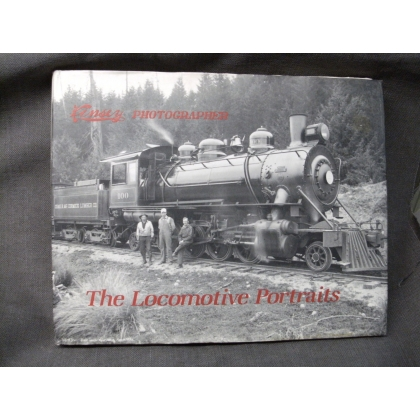 Pre Owned Book. Kinsey Photograher - The Locomotive Portraits