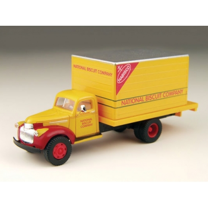 Classic Metal Works HO. 41/46 Chevrolet Delivery Truck,Nabisco