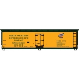 Accurail HO. 40ft Wood Reefer,North We..
