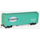 Accurail HO. 40ft Steel Boxcar,New Yor..