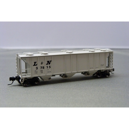 Athearn N. PS 2893 Covered Hopper,L&N 37815