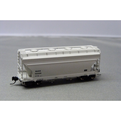 Athearn N. ACF 2970 2 Bay Centre Flow Hopper,NAHX 90408