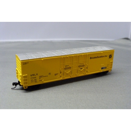 Atlas N. 53ft Evans Double Plug Door Boxcar,Brooks Scanlon 17000
