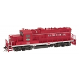 Intermountain HO. EMD GP10 DCC Sound,C..