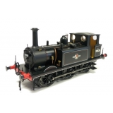 Dapol O. Terrier A1X BR Lined late cre..