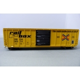 Athearn HO. 50ft PS 5277 Boxcar,Railbo..