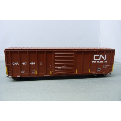 Athearn HO. 50ft PS 5277 Boxcar,Canadian National 417494