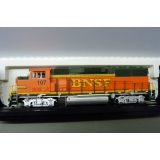 Fox Valley Models HO. Emd GP60M,BNSF 107