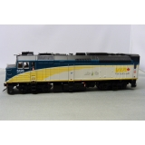 Rapido Trains HO. F40PH-2D,Via Rail Re..
