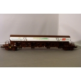 Roco HO. Swing roof wagon,OBB Rail Car..