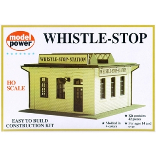 Model Power HO. Whistle Stop kit
