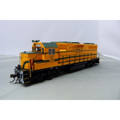 Pre Owned Atlas HO. Emd GP38,Maine Central 254