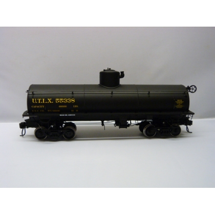 Pre Owned San Juan Car Co On3/On30. Tank Car,UTLX 55338