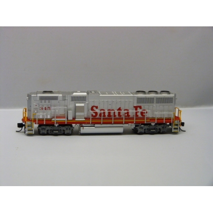 Fox Valley Models N. Emd GP60B Diesel,Santa Fe 345