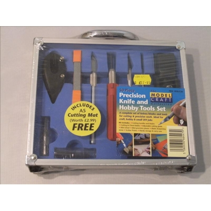 ModelCraft.Precision Knife and Hobby tool set