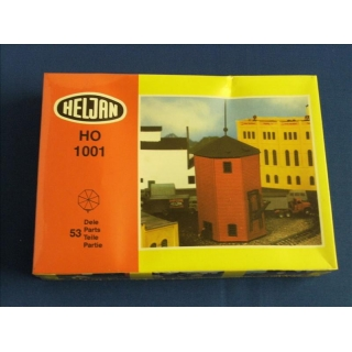 Heljan HO.Enclosed Water Tower Kit