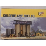 Walthers.Goldenflame Fuel Co kit