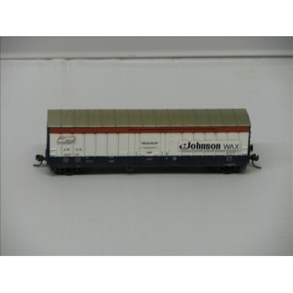 Athearn.50ft NACC Weathered Boxcar,Johnsons Wax No 49037