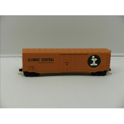 Micro Trains N.50ft Boxcar,Illinois Central No 11579