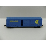 Micro TRains N.50ft Ribside Boxcar,Cor..