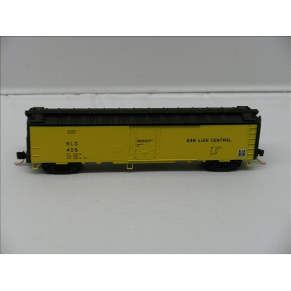 Micro Trains N.52ft Steel Exp Reefer,San Luis Central No 406