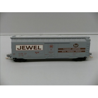 Micro Trains N.50ft Standard Boxcar,Je..