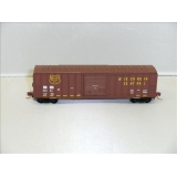 Micro Trains N.50ft Ribside Boxcar,WC ..