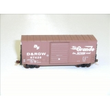 Micro Trains N.40ft High Cube Boxcar,D..