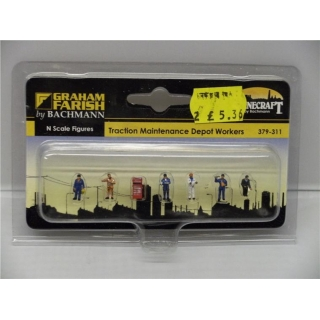 Graham Farish N.Traction Maintenance D..