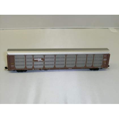 Micro Trains N.89ft Tri Level Autorack,Norfolk Southern No 171428