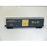 Micro Trains N.50ft Plug Door Boxcar,B..